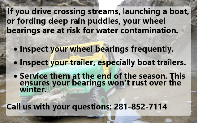 wheel bearings care tips